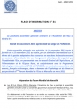 Flash d'information N°31